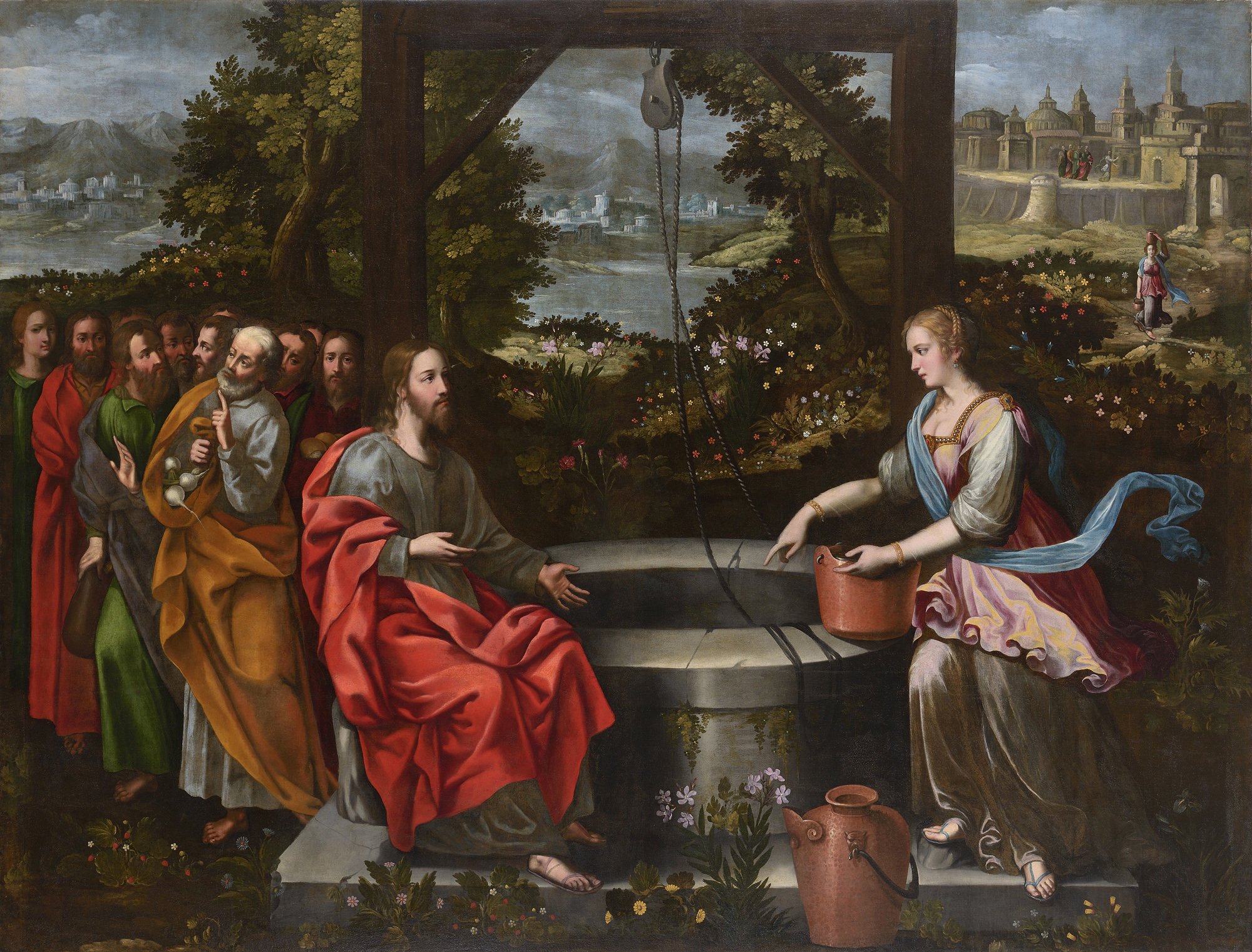 Rencontre de jesus avec nathanael
