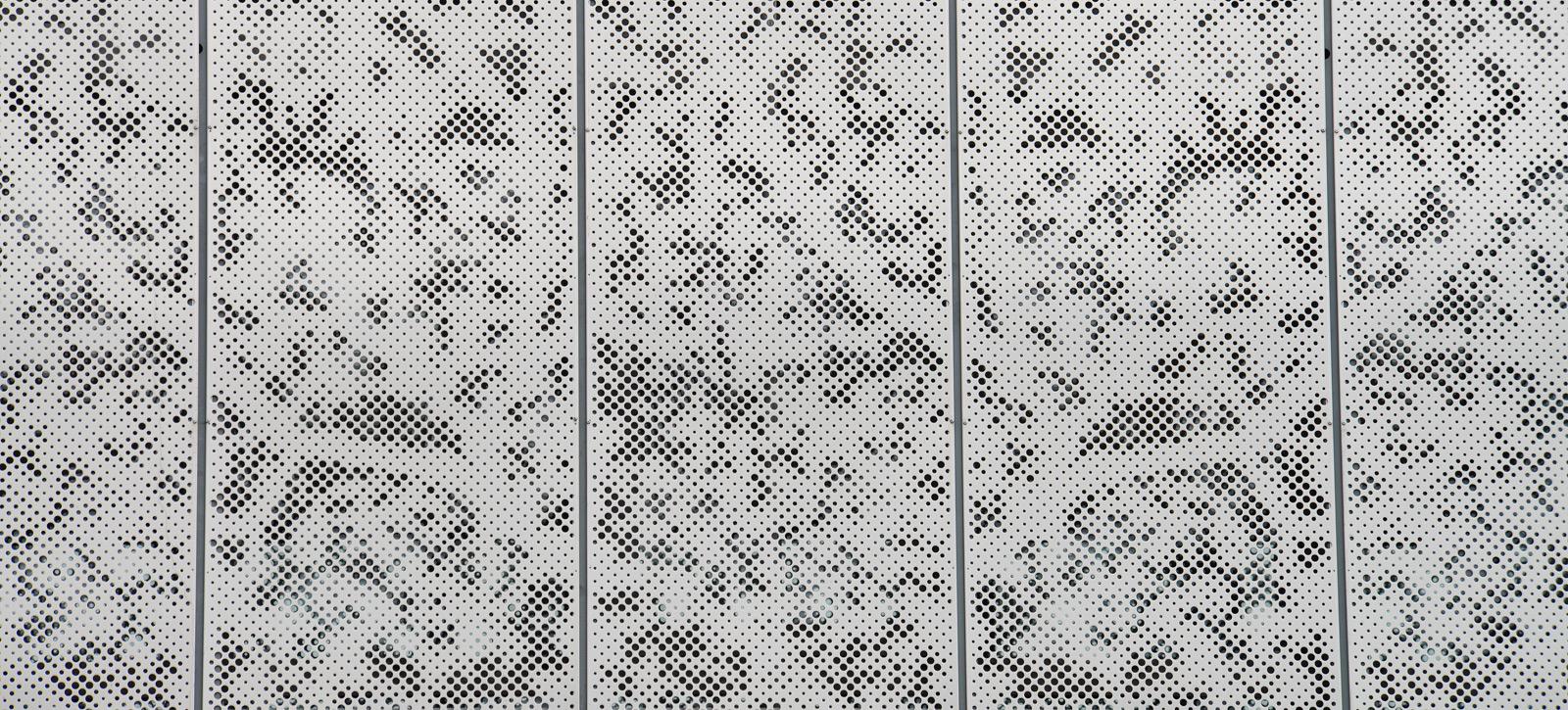 Texture du Belvédère © Musée de Valence